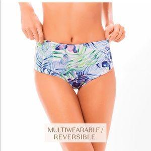 ab5bb41792fb2 Women High Waisted Fold Over Bikini Bottoms on Poshmark